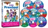 Rock 'N Learn Educational 8-DVD Preschool Collection