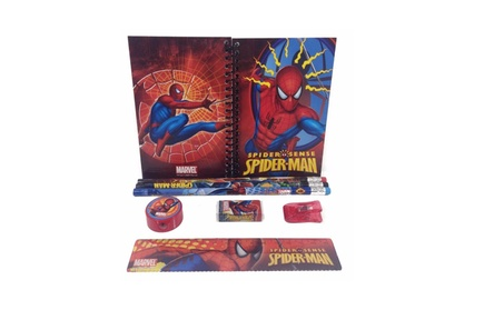 Spider Sense Spider Man Stationary Set for Kids Back to School bf44ec11-c508-4f3f-9362-14e239c5955a