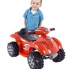Ride On Toy Quad, Battery Powered ATV Dinosaur Four Wheeler With Sound Effects