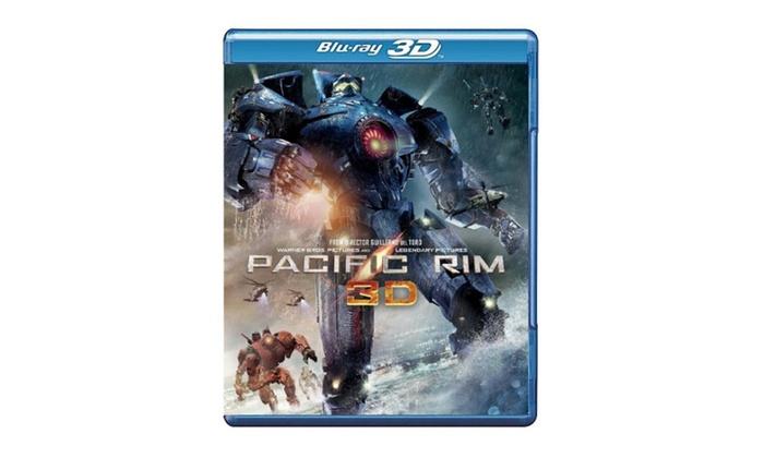 Sissy's Wholesale: Pacific Rim (3D Blu-ray)