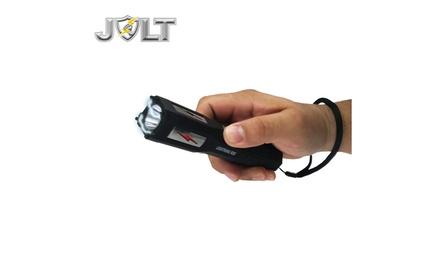 JOLT 90,000,000 Volts Stun Gun Flashlight Rod