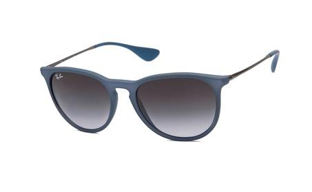 Ray Ban Erika RB4171 6002/8G 54 Blue Gunmetal Frame / Grey Lenses 71d99f69-4f6a-42a7-9f49-53acaef99b32