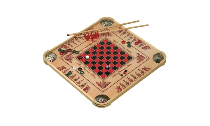 Carrom Board Room Size