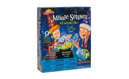 POOF Slinky TPOO-24 Magic Science for Wizards Only Kit d7dbb384-0705-4f39-8bb0-0e9c0aa55140