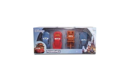 Disney: Cars 4 Pack DCF11356 597476bc-6fab-4714-873f-083b63eb9bd3