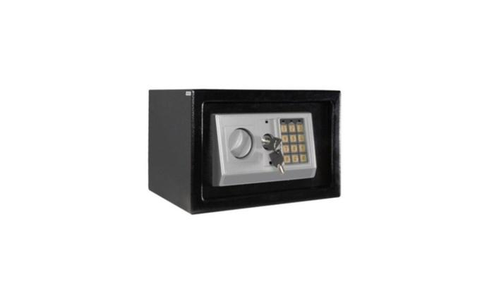 Home Office Hotel Durable Digital Electronic Safe Box Keypad Lock