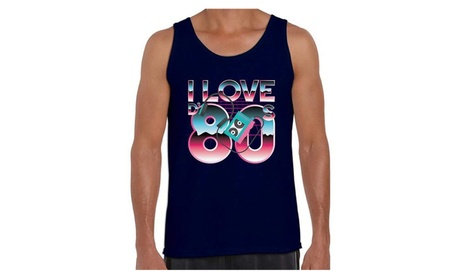 80s Workout Tanks 80s Clothes for 80s Party Theme Tank Tops