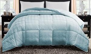 Diamond Down Alternative Cotton Comforter