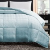 200-Thread-Count Woven Diamond Pattern Down-Alternative Cotton Comforter