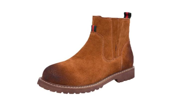 Women's Stitched Marten Boots
