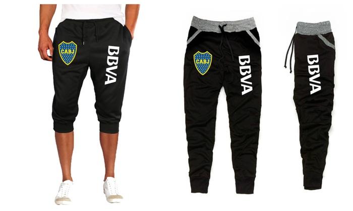 Boca Juniors Argentina 3/4 capri sweats or joggers training training
