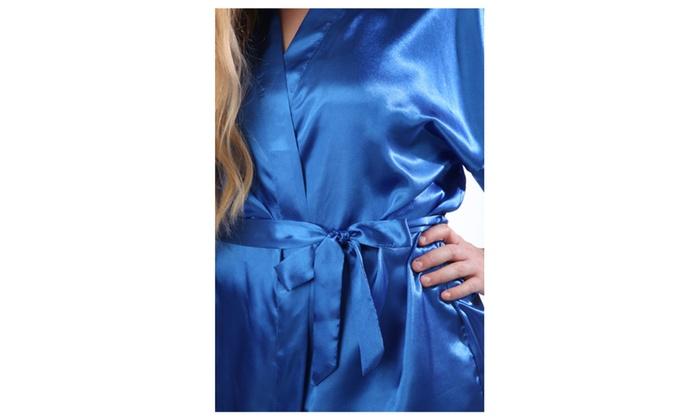 Silk Bath Robes