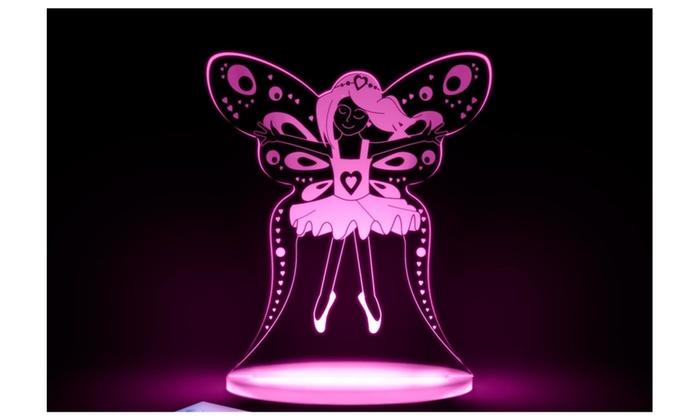 Fairy Multicolored LED Night Light