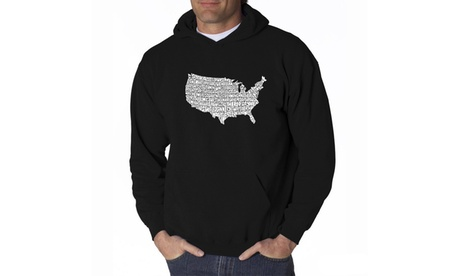 Men's Hooded Sweatshirt - THE STAR SPANGLED BANNER 832e6e2c-2422-4015-bb8d-fe7199e5e756