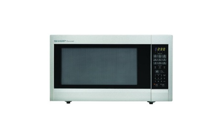 Sharp 2.2 Cu Ft Microwave Stainless Steel 621b5484-7ad8-4a70-a100-1368b9a04928