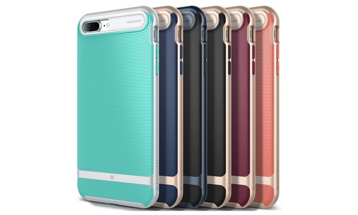 sports shoes 11f3e 06911 Caseology Wavelength Case for iPhone 7/7Plus/6s/6Plus/SE/5S | Groupon