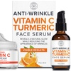 Beauty Foundry Brightening Boost Vitamin C Turmeric Serum & Cream