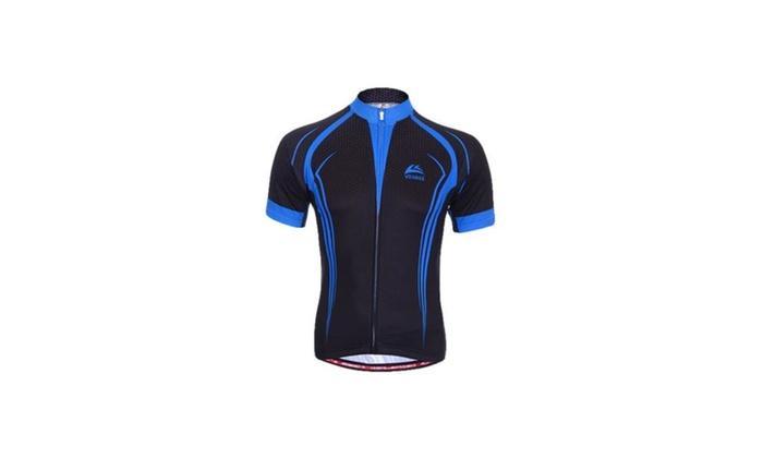 Men's Commuting Equipment Cycling Printed Cycling Jacket