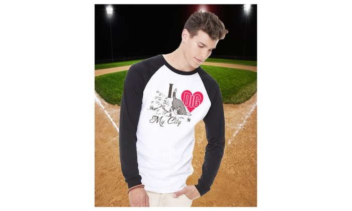 I Dig My City Baseball Ragland