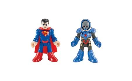 Imaginext Justice League: DC Comics Superman & Darkseid Fisher-Price d8ec200a-9983-4a64-99ea-560327af171f
