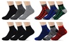 Bargain Zone: Men's Low Cut Socks (12-Pack)