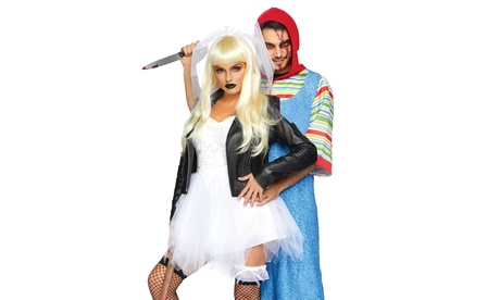 Leg Avenue Creepy Killer Couple Horror Movie Character Costumes