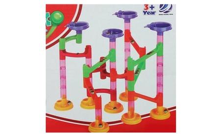 58pcs Run Race Toys Construction Child Building Blocks Toys a922f218-04d5-41b9-85af-2e8e3957abf8