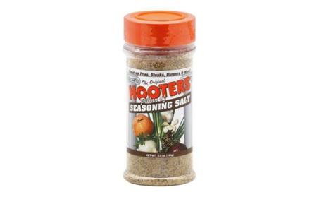 Hooters Seasoning Salt Pillar-6.5 Oz -Pack Of 6 2678acb3-3244-459d-b447-b9669a8bb837