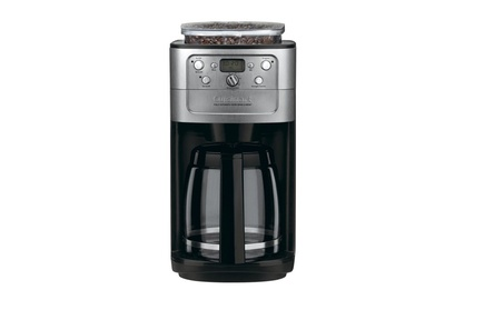 Cuisinart DGB-700BC Grind & Brew 12 Cup Coffeemaker photo