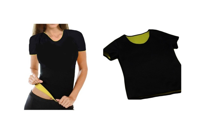 Shaper Tee Neoprene Slimming by Hometek