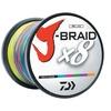 Daiwa J-Braid 3000 Meter 80# Bulk Spool