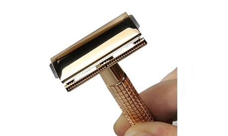 Men's Clean Shaver Handle Trimmer Hair Beard Razor Blade 07cae70d-2601-4b14-9a97-47e8d3a2db88