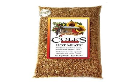 Coles Wild Bird Product 2967743 HM05 Hot Meats Wild Bird Seed (Goods Pet Supplies Bird Supplies) photo