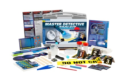 Thames & Kosmos Master Detective Toolkit 33ba14ce-0e8b-4dfe-8aed-eb6d3ee392ad