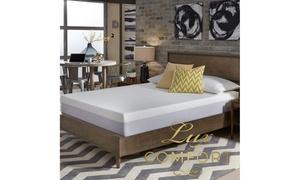 Lux Comfort Waterproof Hypoallergenic Mattress Protector