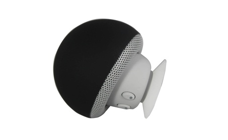 Mushroom Style Bluetooth speaker With Mic Suction Cup 3c495d1c-3db6-461b-b00c-d7b5847039d2