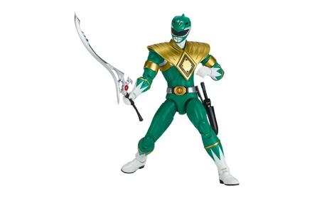 Power Rangers Legacy - 6.5-Inch Mighty Morphin Green Ranger Legacy 032cadcb-0c94-498e-848f-e442d6efc227