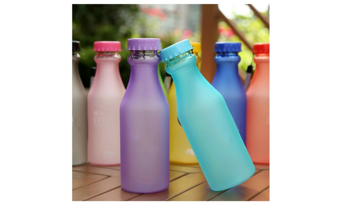 Portable Leak-Proof Sports Travel Water Bottle Cycling Camping Cup