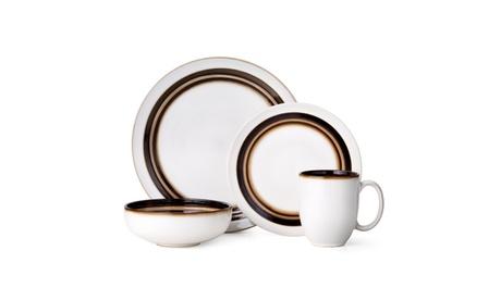 Pfaltzgraff Colette 16 Piece Dinnerware Set 4e26229d-f637-4821-9954-fceb2b1d48e3