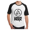 Men's Linkin Park-7 Baseball T-Shirt