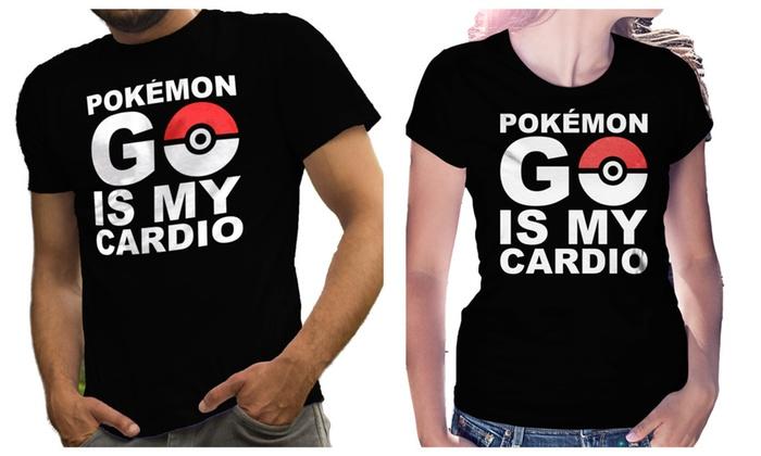 Pokemon Go Is My Cardio Funny T-Shirt – LeRage Shirts