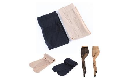 Women's Sexy Pantyhose Ultra Sheer Control Top Tights stocking Elastic bf7b77ac-a9cf-435d-bb63-58b1ae63dd50