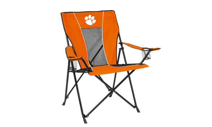 Clemson Game Time Chair
