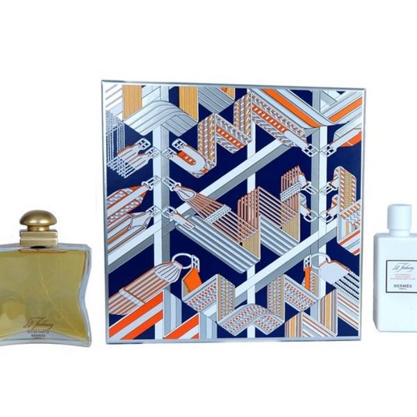 Gift Faubourg Piece Parfum 3 Hermes For Eau 24 Women De Set N0mw8n