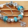 Mother's Day Antique Silver Tree of Life Bracelet