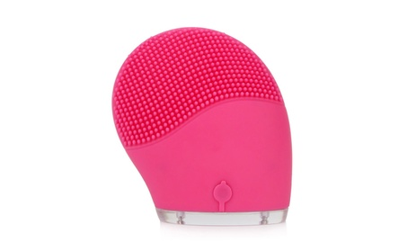 Sonic Facial Brush, Silicon Vibrating Waterproof Cleansing System 0bc89970-2487-48d1-95ec-fde9e0162077
