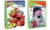 Sesame Street Music Mania on DVD (2-Pack)