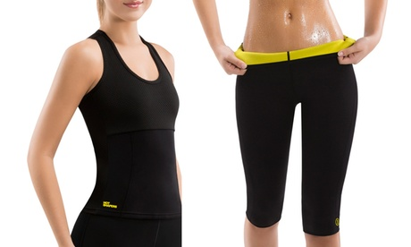 Women's Hot Activewear Tank and Slimming Capris Set b1966927-d6da-44ee-b5a9-9dfd6a747824
