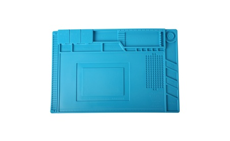 Professional Soldering Station Mat Heat Insulation Silicone Pad 10125674-edba-44a0-a89c-4034c4d4a84e