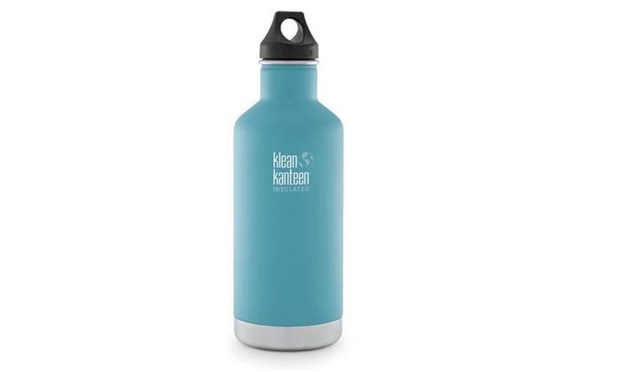 e798ebc538 Klean Kanteen Classic Vacuum Insulated 32oz Bottle | Groupon